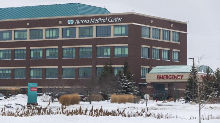 The Aurora Medical Center in Grafton, Wis.