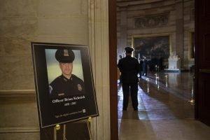 Slain Capitol police officer