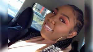 picture from GoFundMe page of Briana Teirra Johnson smiling