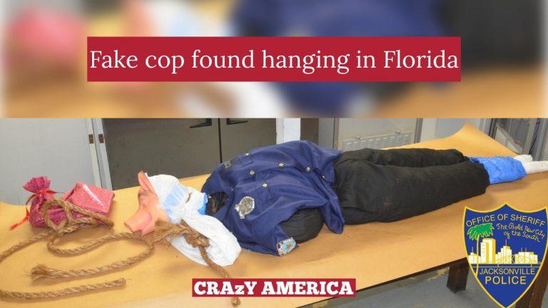 cop dummy Florida