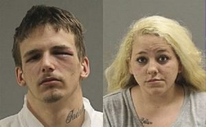 Michigan couple accused of luring man into armed robbery