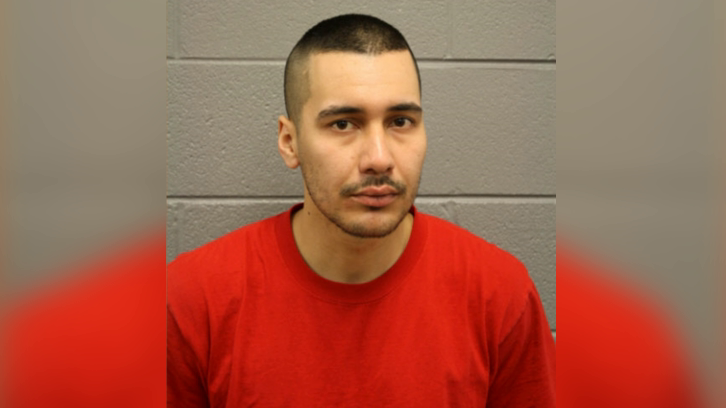 mug shot of Edner Flores