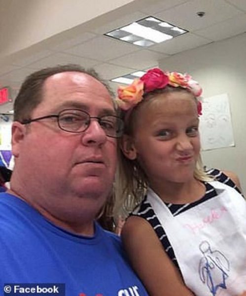 Guy Alexander Hansman, 55, and his daughter, Harper Hansman, were fatally gunned down by their neighbor at their Port Lucie home