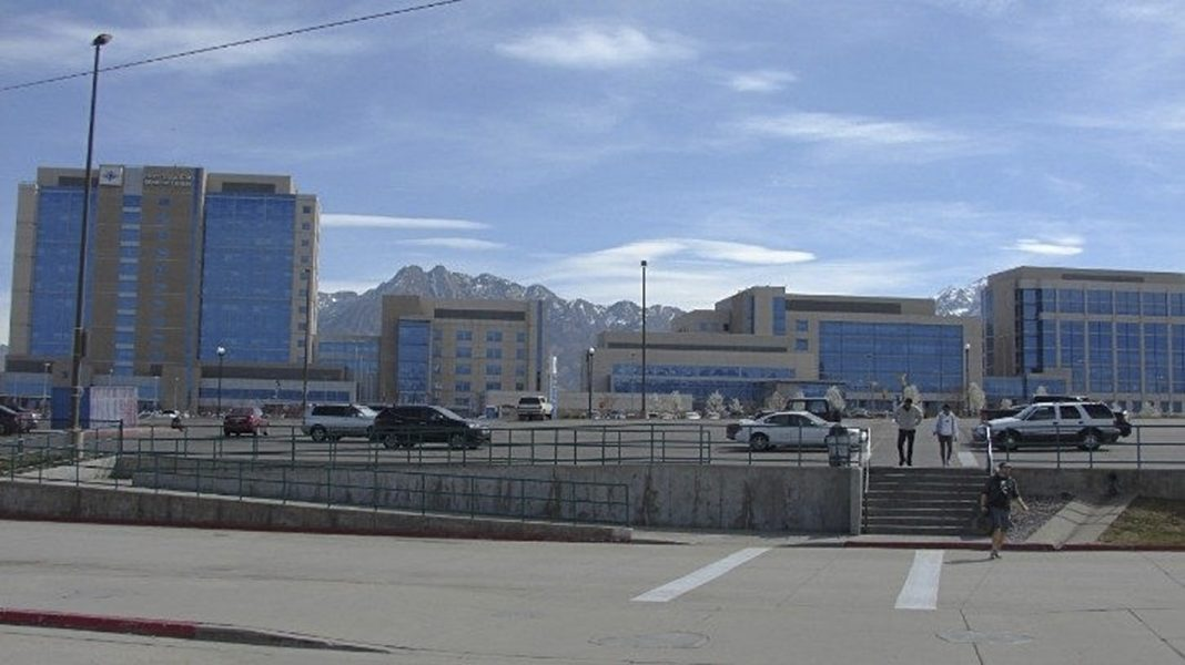 The Intermountain Medical Center in Murray, Utah