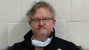 Police mugshot of Jonathan Yates