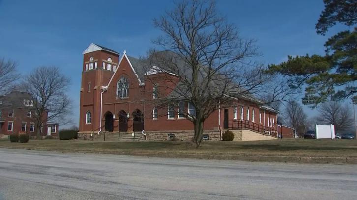 Saint Paul Lutheran Church in Unity Township, Pennsylvania