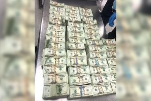 cash seized at Miami International Airport