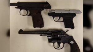 three guns