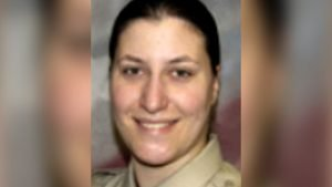 Correctional Officer Jessica Smith