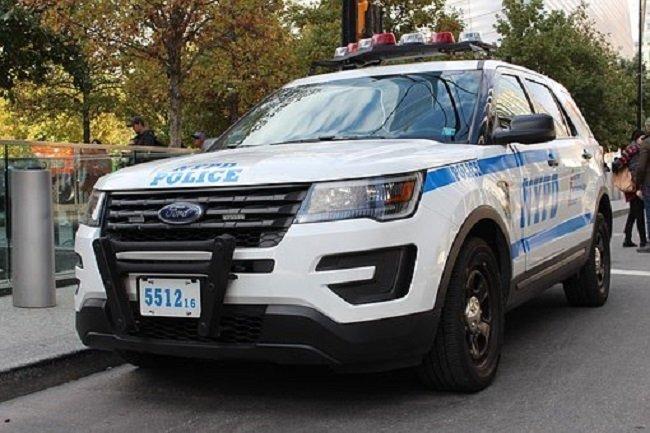 NYPD squad car